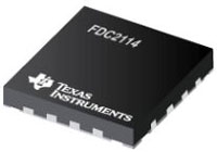 FDC2x1x Capacitance-to-Digital Converters