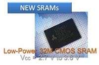 AS6C3216 High-Density, Low-Power 32 M CMOS SRAM