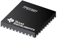 TPS53681 Multiphase Step-Down Controller