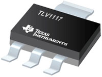 TLV1117 Low-Dropout Voltage Regulators