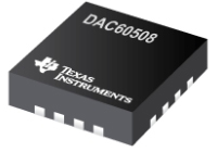 DACx0508 Digital-to-Analog Converters (DACs)