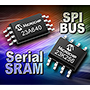 SPI Serial SRAM and NVSRAM Devices