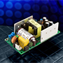 ECP60 Series: 60 W AC-DC Power Supplies