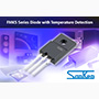 FMKS 2000 Series Diode with Temperature Detection